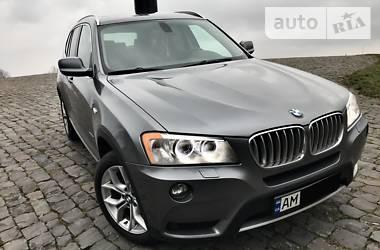 BMW X3 2011 в Житомире