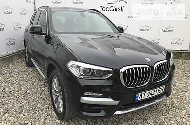 BMW X3 2018 в Ивано-Франковске