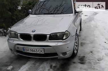 BMW X3 2004 в Ромнах