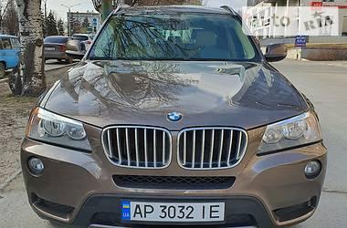 BMW X3 2012 в Запорожье