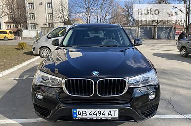 Внедорожник / Кроссовер BMW X3 2014 в Виннице