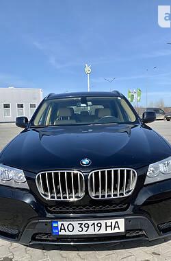 BMW X3 2011 в Каменец-Подольском
