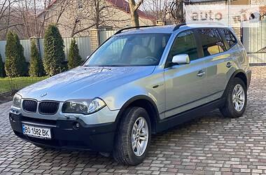 BMW X3 2004 в Збараже