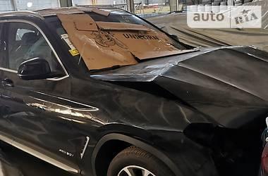 BMW X3 2018 в Черновцах