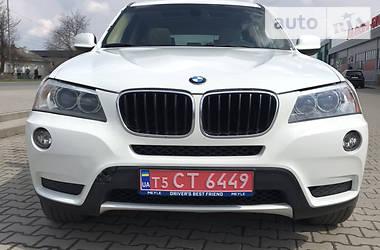 BMW X3 2012 в Нововолынске