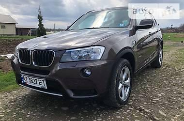 BMW X3 2011 в Коломые