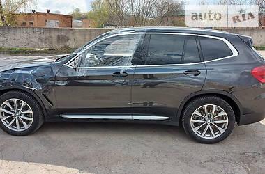 BMW X3 2019 в Виннице