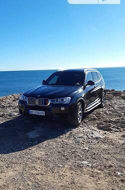 BMW X3 2014 в Черновцах