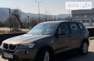 BMW X3 2011 в Хусте