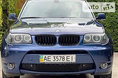 Внедорожник / Кроссовер BMW X3 2004 в Днепре