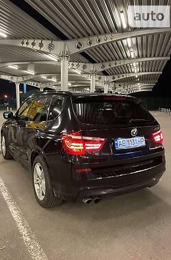 Внедорожник / Кроссовер BMW X3 2012 в Новомосковске