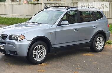 Универсал BMW X3 2006 в Киеве