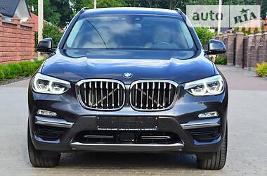 Внедорожник / Кроссовер BMW X3 2018 в Ровно