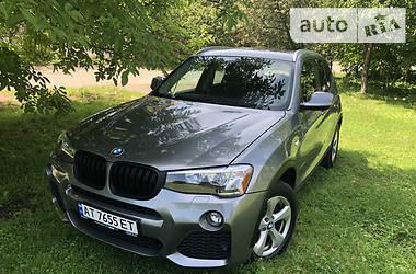 Внедорожник / Кроссовер BMW X3 2011 в Ивано-Франковске