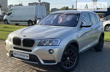 Позашляховик / Кросовер BMW X3 2012 в Києві