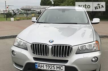 Внедорожник / Кроссовер BMW X3 2014 в Киеве