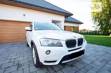 Внедорожник / Кроссовер BMW X3 2013 в Стрые