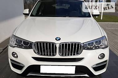 BMW X4 2017 в Ужгороді