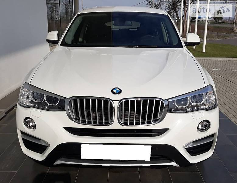 BMW X4 F26 20i