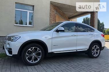 BMW X4 2016 в Черкассах
