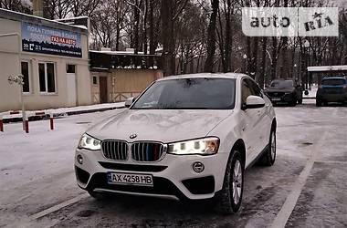 BMW X4 2016 в Харькове