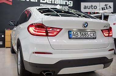 BMW X4 2016 в Виннице