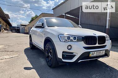 BMW X4 2017 в Запорожье