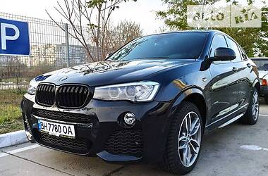 BMW X4 2016 в Одессе