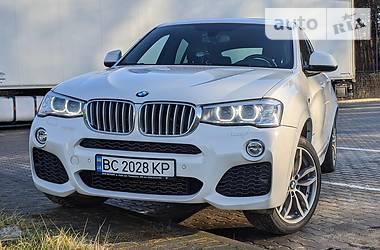 BMW X4 2015 в Львове