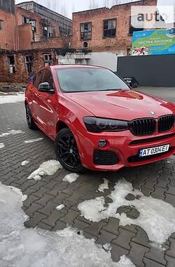 BMW X4 2015 в Коломые