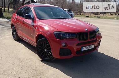 BMW X4 2015 в Коломиї