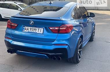 BMW X4 2015 в Киеве