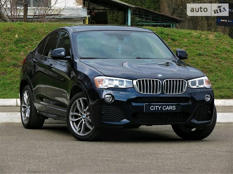 BMW X4 2017 в Киеве