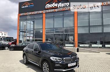 Позашляховик / Кросовер BMW X4 2019 в Львові