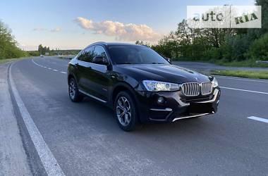 Внедорожник / Кроссовер BMW X4 2015 в Киеве
