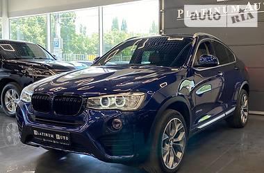 Внедорожник / Кроссовер BMW X4 2014 в Одессе