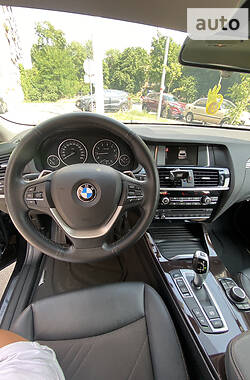 Позашляховик / Кросовер BMW X4 2016 в Києві