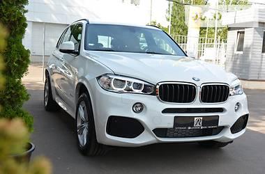 BMW X5 M-pkg 2017