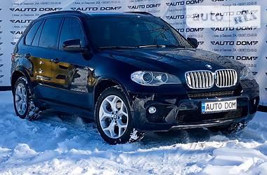 BMW X5 40d M-packet 2011