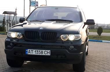 BMW X5 2006 в Ивано-Франковске