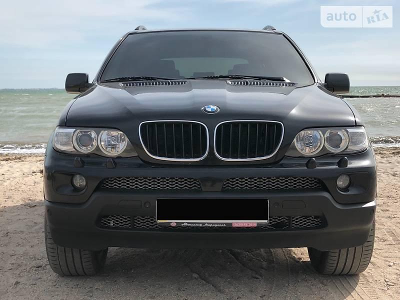 BMW X5 2005 в Запорожье