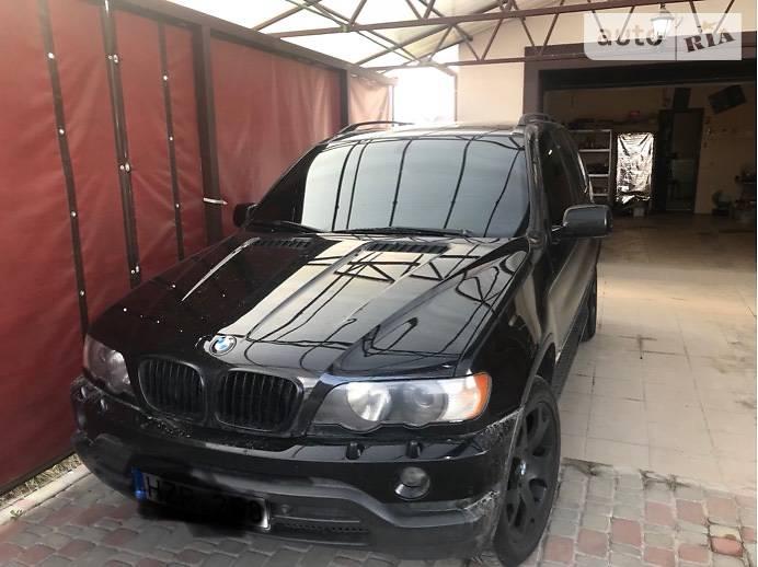 BMW X5 2003 в Житомире
