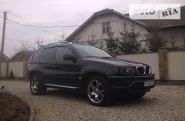 BMW X5 2001 в Ивано-Франковске