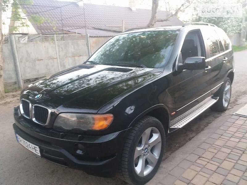 BMW X5 2003 в Ізмаїлі