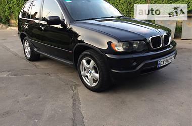 BMW X5 2001 в Виннице