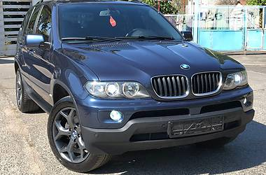 BMW X5 2006 в Одессе