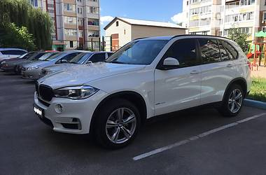 BMW X5 2015 в Вишневом