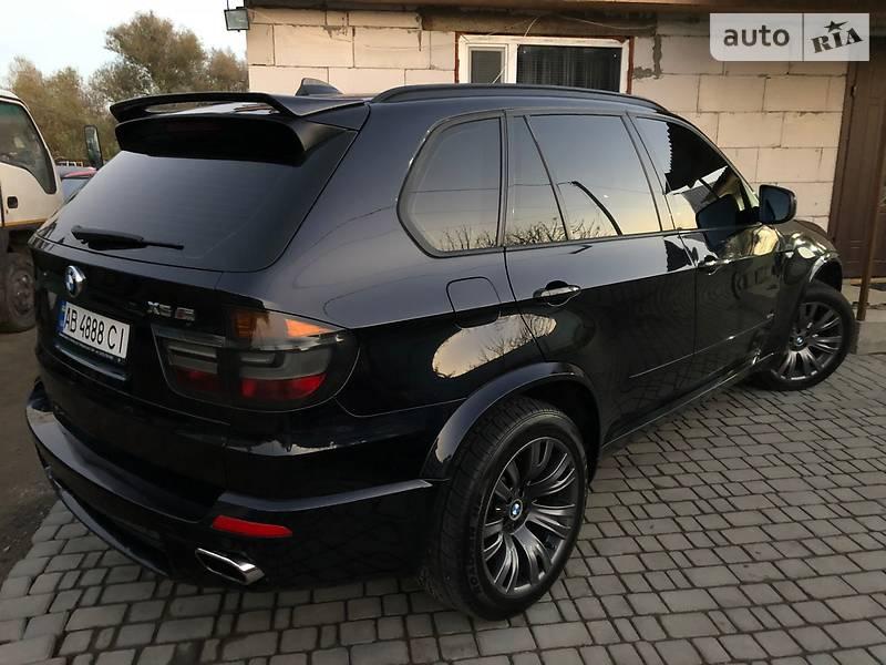 BMW X5 2008 в Гайсину