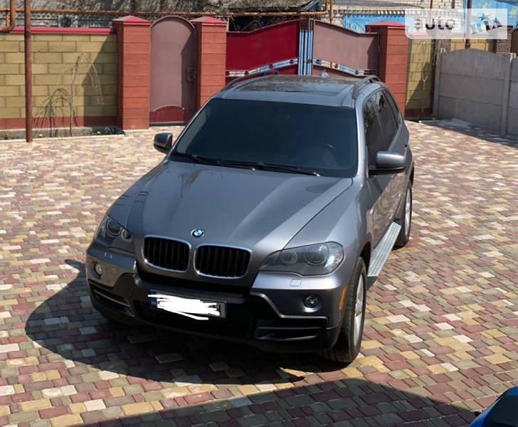 BMW X5 2008 года в Днепре (Днепропетровске)