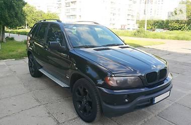 BMW X5 2002 в Львове